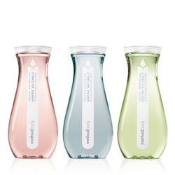 Method has launched a new line of body washes - always with pretty packaging!