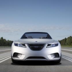 Saab's sexy 9-X Air BioHybrid Concept