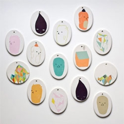 Ashley G's new miniature porcelain artwork - already sold out since debuting yesterday!
