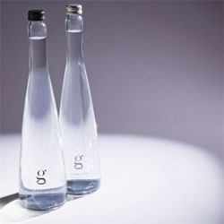999 Design came up with this gorgeous bottle design for Gleneagles Natural Mineral Water.