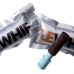 "These ""Le whif"" inhalers satisfy your chocolate craving without the added calories!"