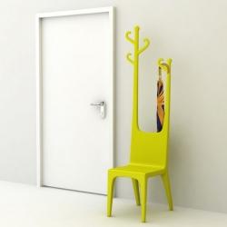 Reindeer Multi-functional Chair by Brazilian Studio Batia Studio.