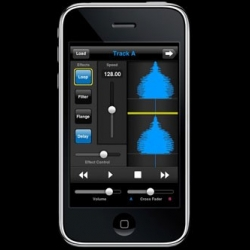 Canadian producer and DJ Deadmau5 has just released a new DJ app for the iPhone and iPod touch.