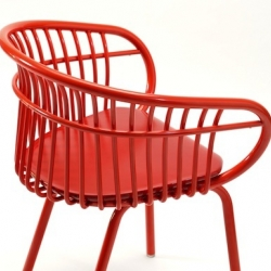 'Stem Chair' by designer Patrick Norguet for Crassevig.