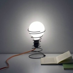 Mollight Lamp by Alessandro Marelli.