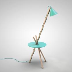 PLOCKEPINN Table Lamp from designer Mårten Andersson.