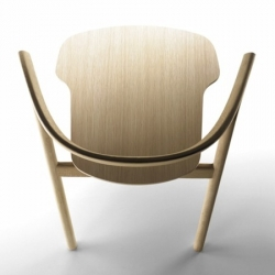 'Makil' chair by French designer Patrick Norguet for Alki.