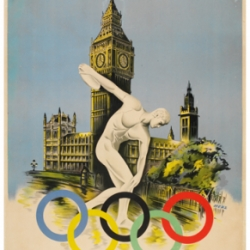 Victoria & Albert Museum's Survey of Olympics Posters Explores the Games as Nation-Branding