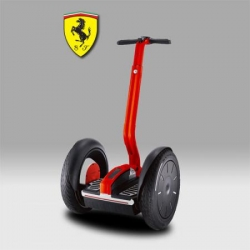 Ferrari have released a limited edition Segway personal transporter.