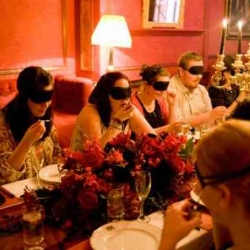 Last night the first members of the Marmarati - the secret society for Marmite devotees - were inducted at a secret London location