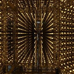 Step Inside Lee Bul's Labyrinth of Infinity Mirrors, Via Negativa II