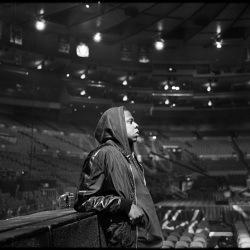 The Absolut NY-Z Campaign has just launched a documentary following Jay-Z as he prepares to play a packed house at Madison Square Garden. The documentary was shot by prolific rock photographer, Danny Clinch.