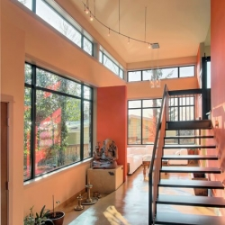 Seattle architect Milan Heger presents a three-story jewel of a house that is at once open and intimate, exotic and elegant.