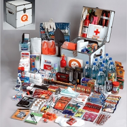 wow, and i thought i was a preparedness freak.  this kit is crazy.