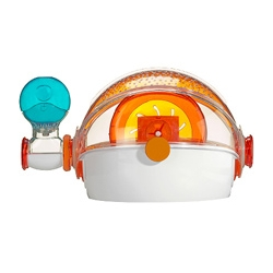 Habitrail OVO Pad -  it's like a little space pod for hamsters.
