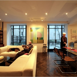 ive always wanted to live in an art museum.  now you can.  check out the rockefeller apartments.