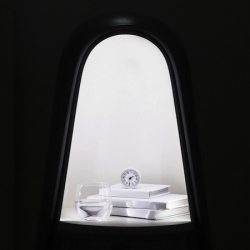 'Felix' is a lighting nightstand by French architect and designer Grégoire de Lafforest.