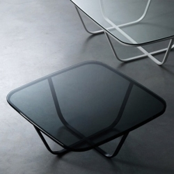 'Mede' coffee table by Italian designer Paolo Cappello.