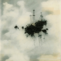 Great little print from Brookes Salzwedel. The guys at Tiny Showcase do it again, but be quick, these won't hang around too long!