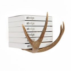 The Dewey Decimal from antler & co. is a rare antler indeed. Check out the whole line of offerings, handmade from real shed antlers in the united states.
