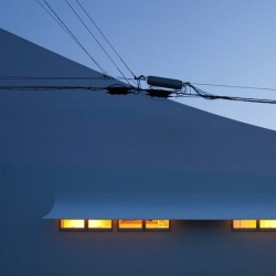 'Pelo' house in Makinohara - Japan by mA-style Architects.