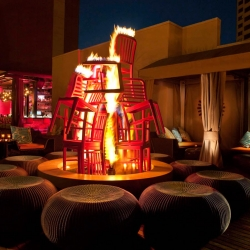 W hotel San Diego Renovation by Mister Important Design