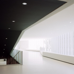'Centre d'accueil du Pôle International de la Préhistoire' in Les Eyzies de Tayac by W-Architectures.