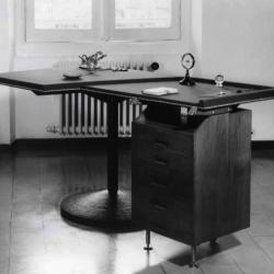 "Desk ""Stadera"" by Franco Albini. Selected by Manolo De Giorgi."