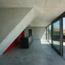 'Mak House' in Maules - Switzerland by Bonnard Woeffray Architects.