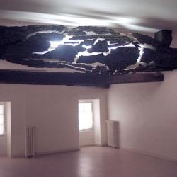 'Harmonie' installation by Frédéric Lécrivain.
