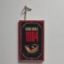 Superb bookmarks designed for Penguin's All-Time Classic Books by Turkish designer, Ethem Onur Bilgiç.