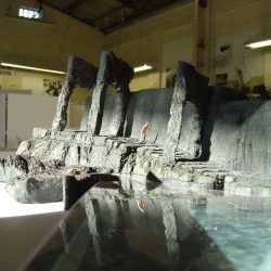 building smallings for a big movie. King kong Models ~ check out the other posts on their blog too!