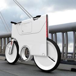 Industrial designer Yuji Fujimura has developed a unique electric bike concept named ver2.