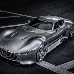 Mercedes-Benz AMG Vision Gran Turismo - designed specially for Gran Turismo 6.