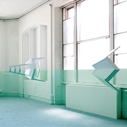 Gazelli Art House in London is a commercial art organization dedicated to providing a new setting for Contemporary art.