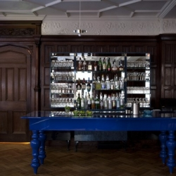 kettners london is a soho institution: with the advent of so many private clubs and restaurants in the city, one can feel free to be a bit debaucherous and have a little fun...