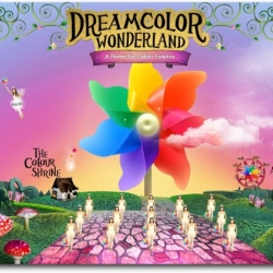 All color fanatics should check themselves into DreamColor Wonderland for Colouritis - by HP Singapore