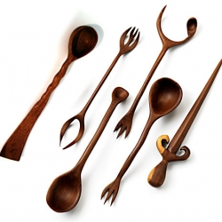 Witches' kitchen utensils from Tord Boontje