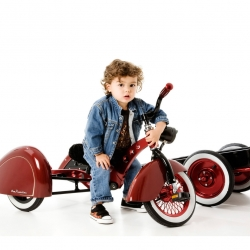 ENZO TRIKE : The Roddler Chassis