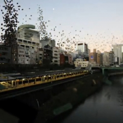 """Infinity Citizen"" - an incredibly enchanting video of Tokyo in Time Lapse."