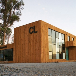 CL Store by NV Studio architecture in Santiango / Chile