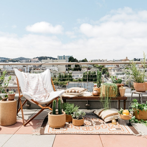 Mediterranean inspired summer is the base of Melanie Abrantes Design's new look book. Modern cork planters, tall bud vases and new bronze coasters make their debut in this minimal San Francisco shoot.