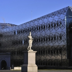Office building in Nantes, France by Forma6 Architects.
