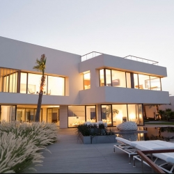 "The ""Star House"" by AGI architects, in Bneider Kuwait."