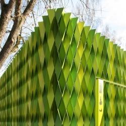 Public toilet in Uster - Switzerland by Gramazio & Kohler Architects.