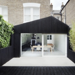 'Dove House' in Balham - London by Gundry & Ducker Architecture.