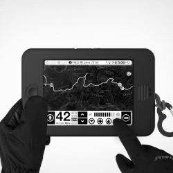 Meet Earl!  A revolutionary backcountry tablet engineered for the most extreme outdoor adventures.