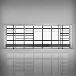 'Greene' doors by Piero Lissoni for Boffi.