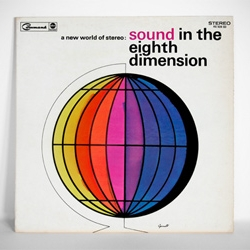 Gorgeous 1960s modern album covers by the late great George Giusti.