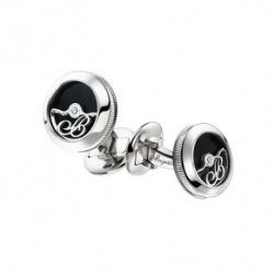 Watchmaker Breguet have released these cufflinks which contain an oscillating weight similar to that which Breguet use for their automatic watches.